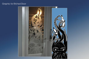 Etch Door Design