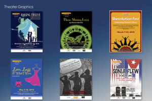 Theatre Program Covers